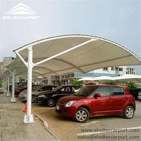 Metal Roof Car Shelter by Shelter Carport Shelter Carport For Car Parking
