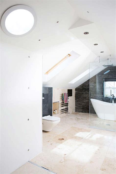 Open plan master bedroom loft conversion   Real Homes