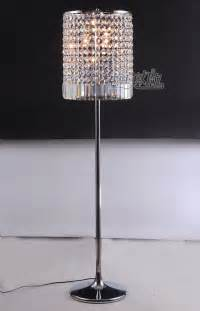 floor lamps for bedroom simple crystal standing light lamps bedside creative
