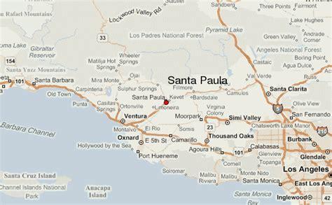santa paula location guide