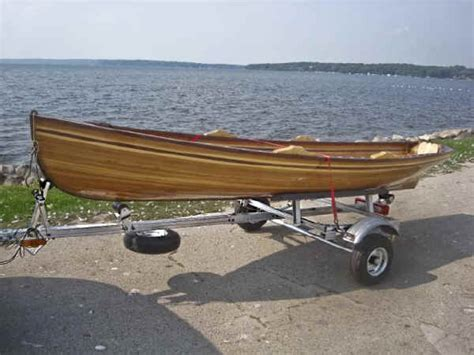 castlecraft trailex trailers small boat trailer small - Small Wooden Boat Trailer