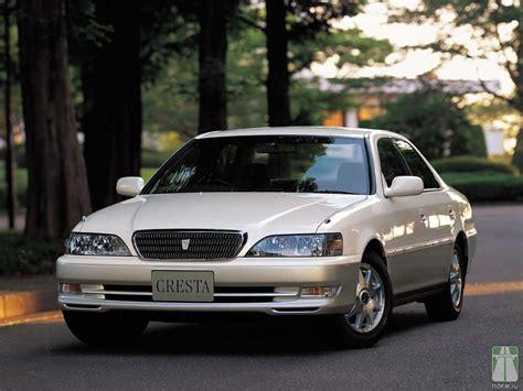 Toyota Cresta Toyota Cresta Lx100 Gx100 Jzx100 Jzx105 Jzx101 Gx105