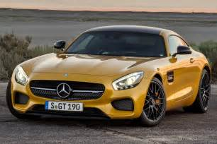 Mercedes It Used 2016 Mercedes Amg Gt Coupe Pricing For Sale
