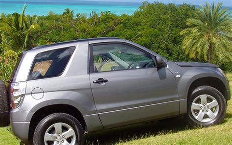 Suzuki Vitara 2 Door Car Rental Jolly Villas