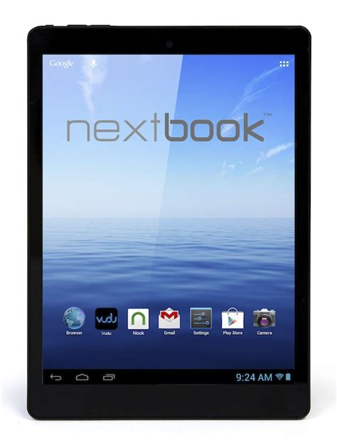 android nextbook e 8 inch nextbook android tablet now available cerebral