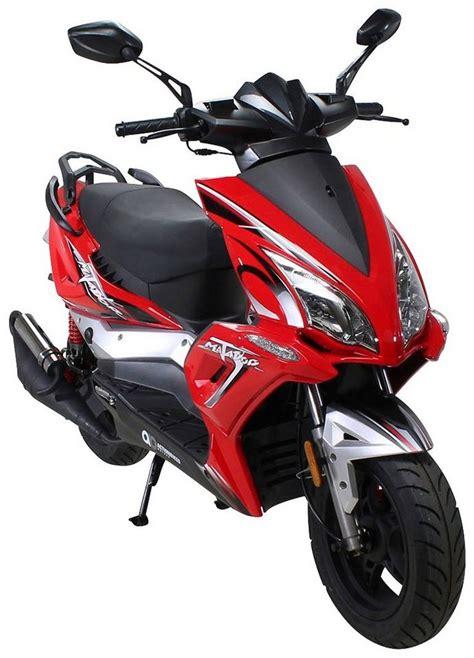 50ccm Motorrad Autobahn by Actionbikes Motors Motorroller 187 Matador 171 50 Ccm 45 Km H