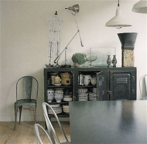 Vintage Industrial Decor by Industrial Chic Decor