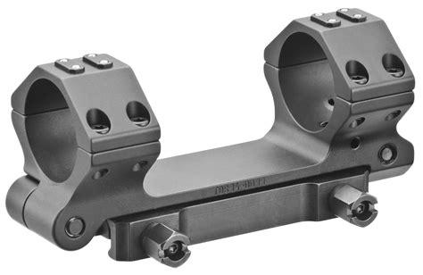 adjustable mount scope mounts german claw recknagel necg
