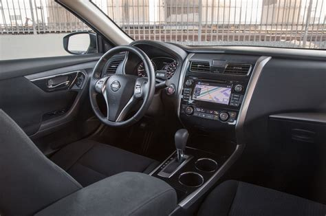 nissan 2014 interior 2014 nissan altima reviews and rating motor trend