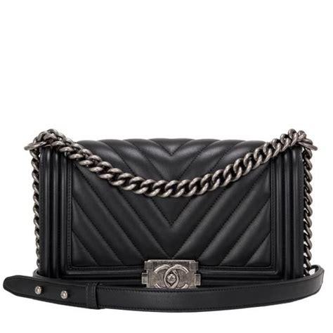 Ff Chanel Chevron Medium chanel boy bag black chevron medium chanel that bag black bags and chanel boy