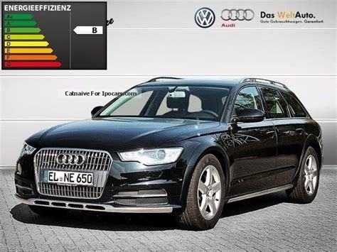 Audi Mmi Touch by 2013 Audi A6 3 0 Tdi Allroad Quattro Mmi Touch Standhzg