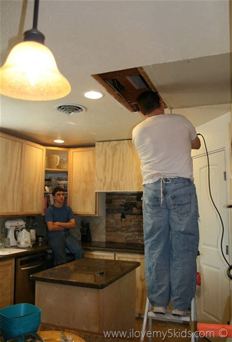 Kitchen Ceiling Leaking by Kitchen Ceiling Leak Blessing