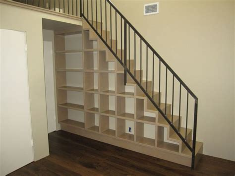 loft treppe loft stair cubby storage house design