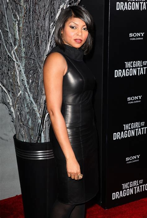 taraji p henson tattoo taraji p henson picture 57 new york premiere of the