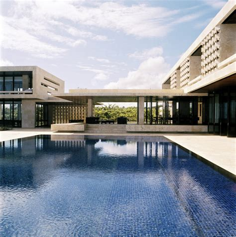 modern mansion beach house architecture luxury beach house in dominican republic casa kimball