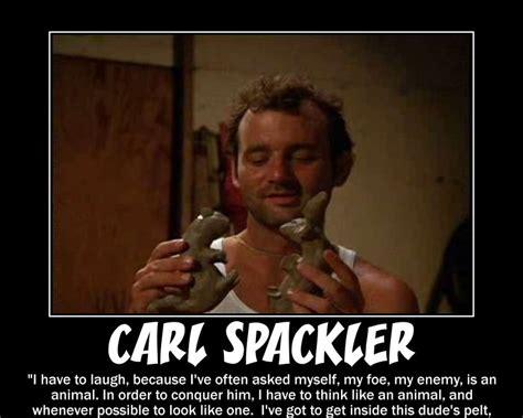 Carl Spackler Meme - bill murray caddyshack quotes quotesgram