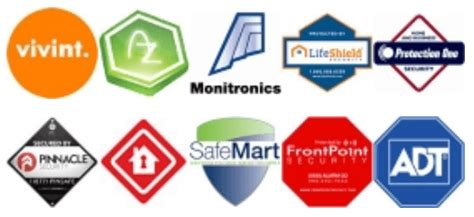 alarm systems companies security guards companies