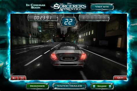 game design apprenticeships sorcerer s apprentice racing game interactive design archive