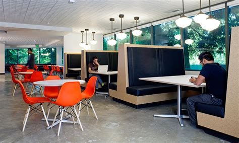Microsoft Offices by Office Common Area Interior Design Ideas