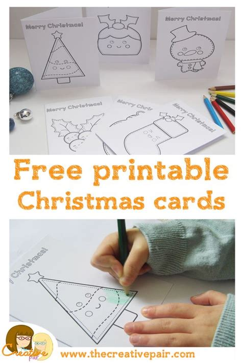 printable christmas cards crafts free christmas card printables christmas crafts