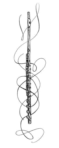 tattooed heart flute chords 1000 ideas about flute tattoo on pinterest flutes