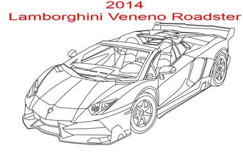Asphalt 8 Coloring Pages by Coloriage Lamborghini Veneno Roadster Dessin Gratuit 224