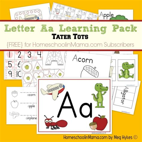 Aa Address Finder Free Letter Aa Learning Worksheet Pack Subscriber Freebie Free Homeschool Deals 169