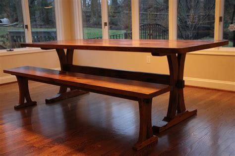 trestle table and bench 187 reclaimed oak trestle table and benchreclaimed wood