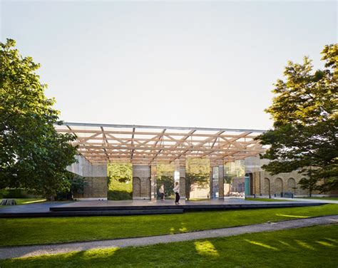 designboom uk pavilion if do s dulwich pavilion brings out the brilliance of