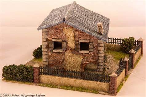 house porch side view italeri country house with porch wargaming info