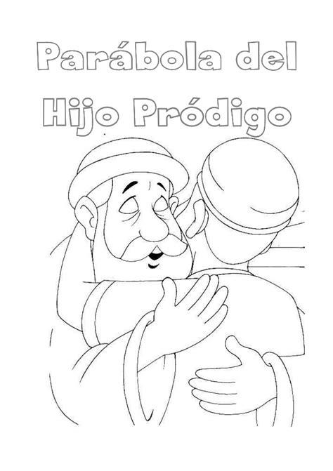 imagenes catolicas del hijo prodigo par 225 bola del hijo pr 243 digo para colorear