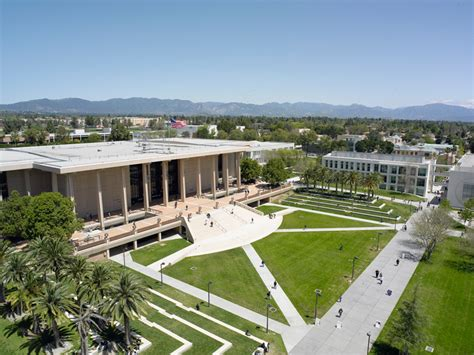 California State Northridge Mba Tuition by Looking East From Northridge National Endowment For The