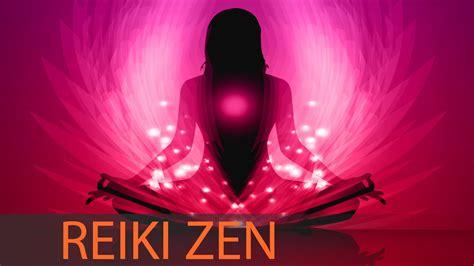hour reiki healing  chakra balance relaxing