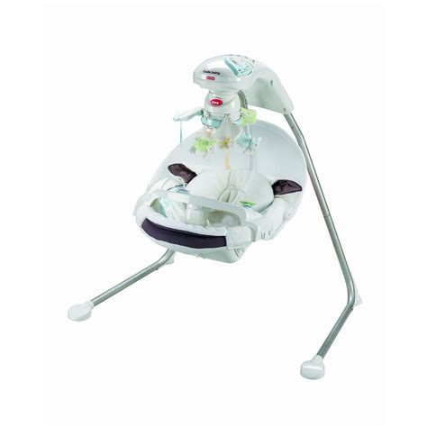 fisher price my little snugabunny cradle swing fisher price cradle n swing my little lamb dealshout
