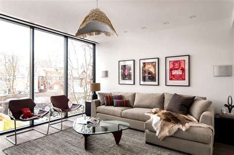vintage home love family room den ideas bright sectional sofa convention toronto modern family