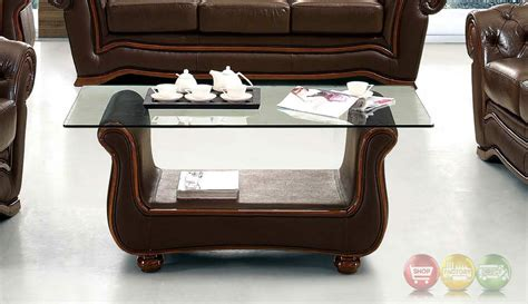 brown leather coffee table brown leather coffee table leather coffee table with