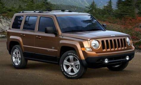 Jeep Patriot Headlights 2016 Jeep Patriot Release Date Specs Interior Mpg