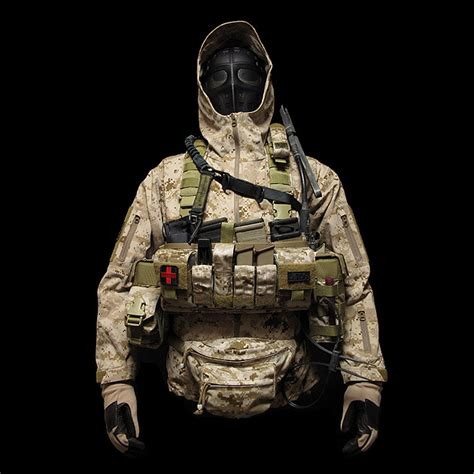 tactical harness volk tactical gear section 8 pmc