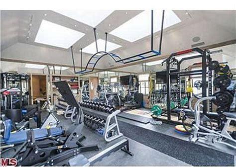 celebrity home gyms tom brady gisele bundchen s dream house