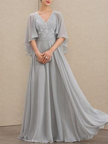floor length  neck  sleeve pullover winter dress