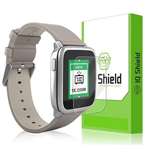 Healing Shield Samsung Gear S3 Frontier Mighty High Str Original Pebble Time Steel Screen Protector Iq Shield Liquidskin