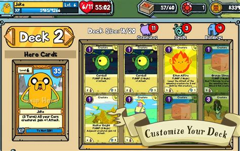 card wars adventure time apk card wars adventure time apk v1 5 0 for android apklevel