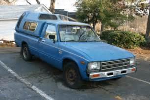 Does Toyota A Diesel Truck Dsl 187 Toyota Trucks 187 1982 Toyota Diesel