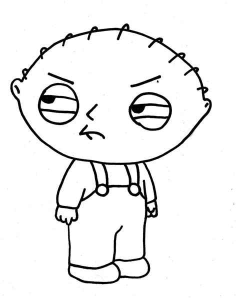 stewie family guy by beatstoker on deviantart