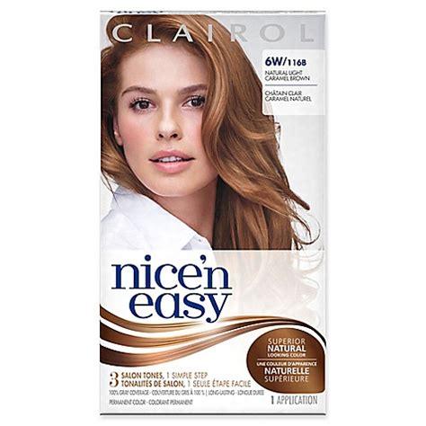amazon com clairol nice n easy foam hair color 4rb dark buy clairol 174 nice n easy permanent hair color 6w 116b