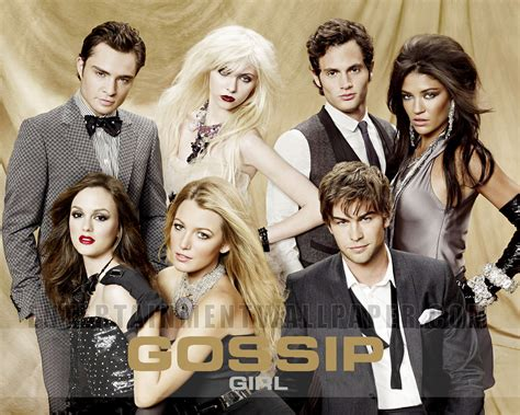 Gossip The Series by Gossip Gossip Wallpaper 16115235 Fanpop