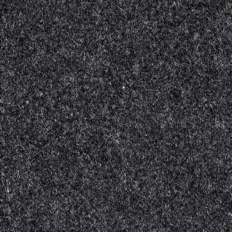 Flannel Upholstery Fabric Wool Flannel Solid Charcoal Discount Designer Fabric