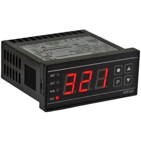 low cost programmable digital thermostat