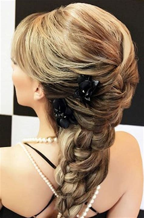 Wedding Hairstyles For Guests For Hair by Reception Hairstyle And Indian Wedding Hair Style Ideas