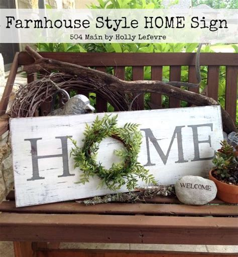 diy home decor signs 30 diy wood pallet sign ideas tutorials